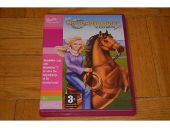 Barbie Horse Adventures - The Ranch Mystery - PC Spel