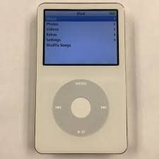 Apple iPod 30 GB Vit