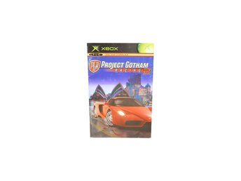 Project Gotham Racing 2 (Manual Xbox ENG)
