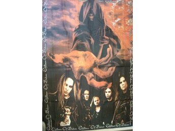 CHILDREN OF BODOM Flag NEW!! - Mocejon (toledo) - CHILDREN OF BODOM Flag NEW!! - Mocejon (toledo)
