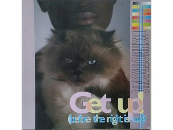 "Technotronic title* Get Up! (Before The Night Is Over)* Euro House 12"" Germany"
