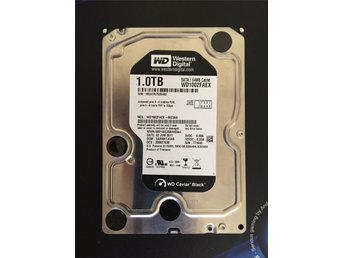 "WD Black Caviar 1TB 3,5"" 7200rpm SATA 6Gb/s"