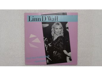 LINN D´WALL - VINYLMAXI - STRUT YOUR FUNKY STUFF - 1988 ELECTRONIC DISCO!!!**