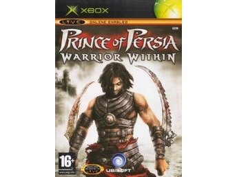 XBOX - Prince of Persia: Warrior Within (Beg)