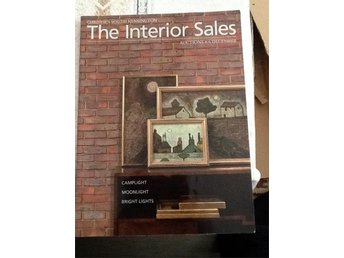 "Auktionskatalog Christies London 4-6 dec 2007 ""The Interior Sales"""