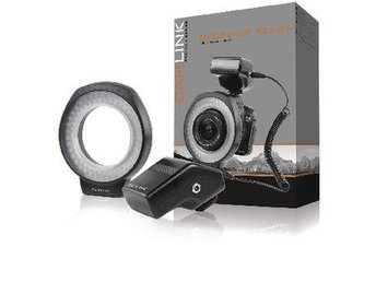 Camlink On-Camera 80 LED Kamera Ring Ljus