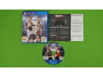 UFC 2 Playstation 4 PS4