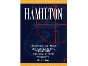 HAMILTON BOX 6-DISC - LIMITED EDITION - JAN GUILLOU