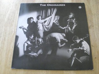 The Ordinaires - S/T [ JAZZ ART ROCK ]