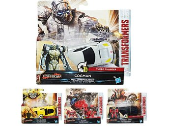 Transformers Cogman 1-Step Turbo Changers