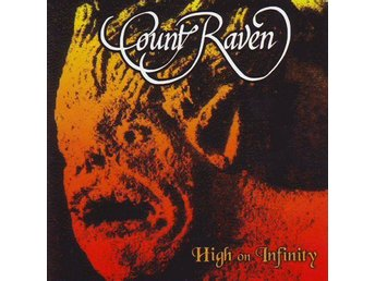 Count Raven -High On Infinity dlp DOOM w/bonus track