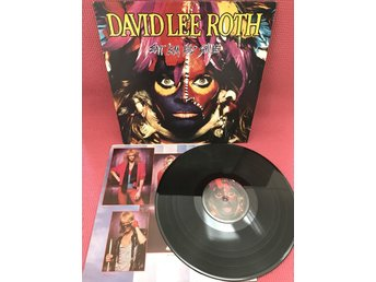 DAVID LEE ROTH - EAT 'EM AND SMILE MED INNER EX
