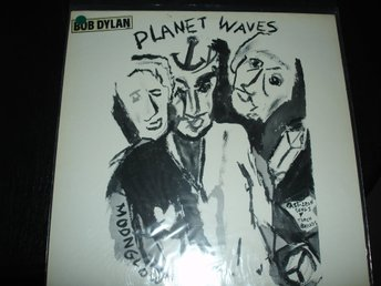 """Lp"" Bob Dylan - Planet Waves"