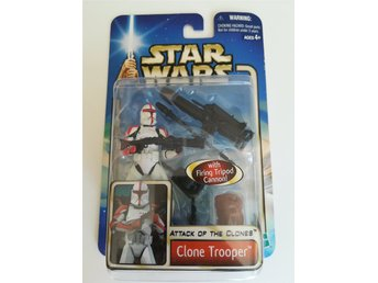 Star Wars Attack of the Clones, Cone Trooper