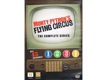 Monty Python´s Flying Circus The Complete series