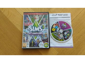 PC/Mac: The Sims 3 In i Framtiden Expansionspaket (på svenska)