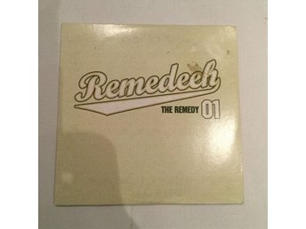 Remedeeh - The Remedy CD-singel