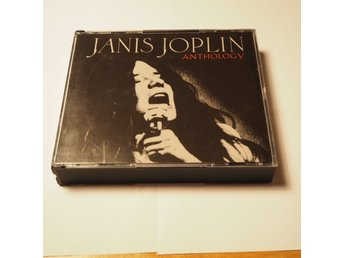 janis joplin - anthology 2cd