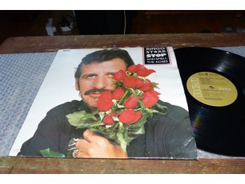 Ringo Starr Stop and smess the roses LP-81 Canada