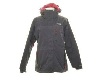 The North Face, Jacka, Strl: L, Lila