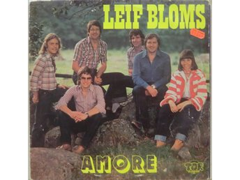 Leif Bloms-Amore / LP