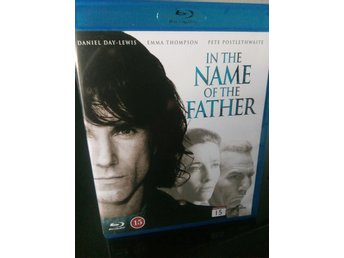 IN THE NAME OF THE FATHER (1993) Blu-ray Svensk text