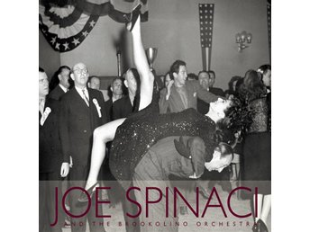 Joe Spinaci & The Brookoolino Orchestra - Where's The Money CD NY