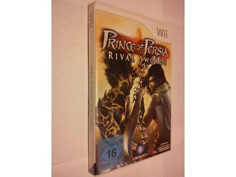 Wii: Prince of Persia - Rival Swords