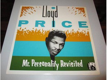 Lloyd Price – Mr. Personality Revisited Charly R&B – CRB 1052 - Bullaren - Lloyd Price – Mr. Personality Revisited Charly R&B – CRB 1052 - Bullaren