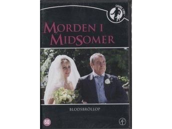 Morden I Midsomer 60: Blodsbröllop - 2006 - OOP - DVD - NEW - Bålsta - Morden I Midsomer 60: Blodsbröllop - 2006 - OOP - DVD - NEW - Bålsta