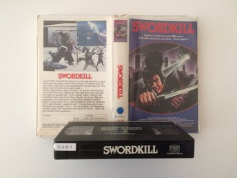 Swordkill - Ghost Warrior (1984) - Transworld