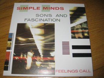 SIMPLE MINDS - Sons and fascination/Sister feelings call CD