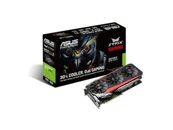GeForce GTX 980 Ti STRIX 6GB - Visby - GeForce GTX 980 Ti STRIX 6GB - Visby