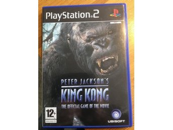 Peter Jacksons KING KONG. The official game of the movie    till    PS2