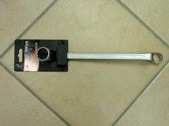 28 st nya oanvända INFAR Ringnycklar 20 - 22 mm - Mölnlycke - 28 st nya oanvända INFAR Ringnycklar 20 - 22 mm - Mölnlycke