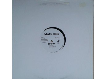 Main One  titel*It's On* Hip-Hop US 12""