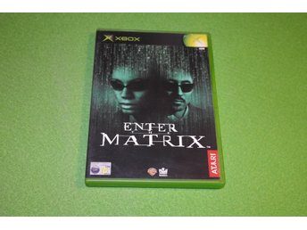Enter The Matrix Första generationen Xbox
