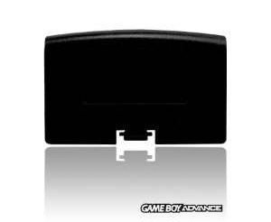 Game Boy Advance Batterilucka (Black)