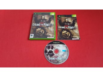 DEAD TO RIGHTS II till Xbox