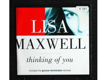 LISA MAXWELL - THINKING OF YOU (DANCE POOL)
