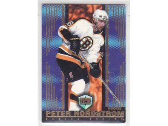 Peter Nordström, Boston Bruins, Rookie Card