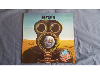 MANFRED MANNS EARTHBAND - MESSIN UK VERTIGO Original LP *EX*!