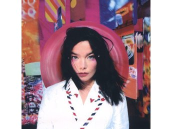 Björk - Post (CD, Album)