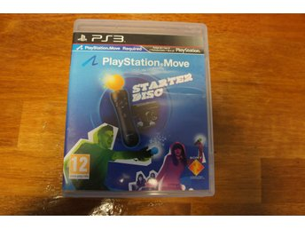 PlayStation Move-Starter Disc PS3 Spel