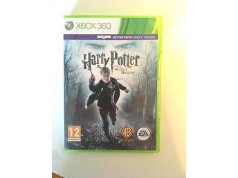 XBOX360 Harry Potter and the Deathly Hallows part 1