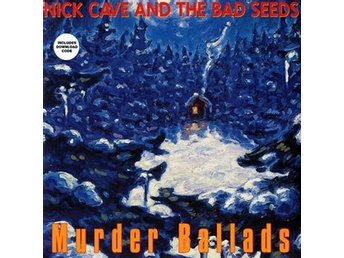 Cave Nick: Murder ballads (2 Vinyl LP + Download)