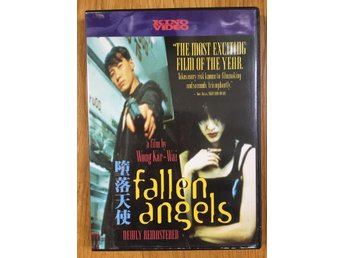Fallen Angels by Wong Kar-Wai DVD region 1