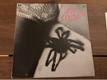The Flyin´ Spiderz - Första LP´n