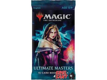 Magic Ultimate Masters Booster Pack
