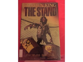 THE STAND - The Night Has Come (Stephen King)